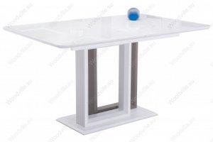 Стол раскладной на тумбе Санса - Импортёр мебели «Woodville»