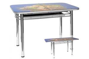 Стол раскладной Обеденный 10 - Мебельная фабрика «Алекс-Мебель»