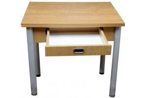 Стол раскладной  Пранзо с ящиком - Мебельная фабрика «Барокко Плюс»