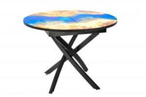 Стол раскладной в стиле Лофт - Мебельная фабрика «Илком»