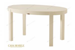 Стол раздвижной Cerro овальный - Мебельная фабрика «Лидер»