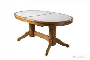 Стол раздвижной Натали Б - Мебельная фабрика «12 стульев»