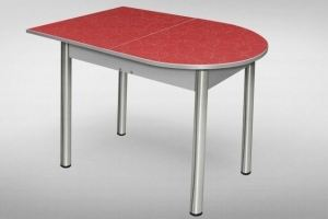 Стол раздвижной с рисунком - Мебельная фабрика «CHROME STYLE»