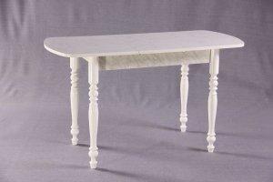 Стол раздвижной универсальный (ножки резные) - Мебельная фабрика «Сафина»