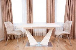 Стол раскладной Rise Avorio - Мебельная фабрика «Левмар»