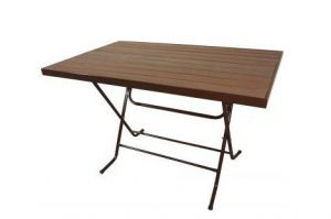 Стол Ривьера-3 складной - Мебельная фабрика «Металл конструкция»