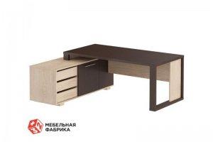 Стол руководителя ACT 1916 LR - Мебельная фабрика «3 + 2»