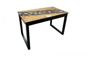 Стол с автоматическим подъёмом вставки - Мебельная фабрика «Мебель-Стиль»