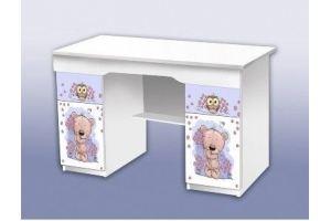 Стол с двумя тумбами Мишка малышка - Мебельная фабрика «Рим»