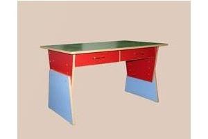 Стол с двумя выдвижными ящиками - Мебельная фабрика «Мартис Ком»