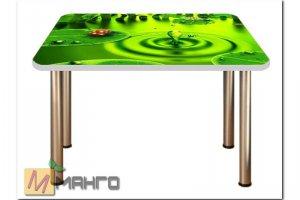 Стол с фотопечатью - 1 - Мебельная фабрика «Манго»