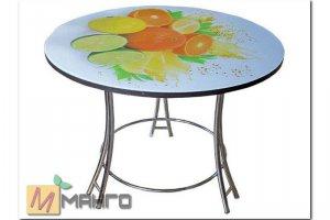 Стол с фотопечатью - 4 - Мебельная фабрика «Манго»