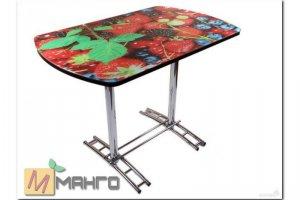 Стол с фотопечатью - 5 - Мебельная фабрика «Манго»