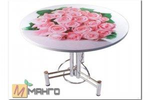 Стол с фотопечатью - 6 - Мебельная фабрика «Манго»