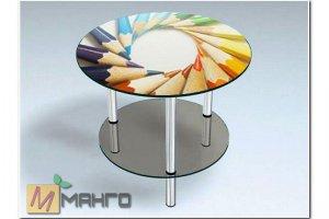 Стол с фотопечатью - 8 - Мебельная фабрика «Манго»