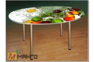 Стол с фотопечатью - 9 - Мебельная фабрика «Манго»