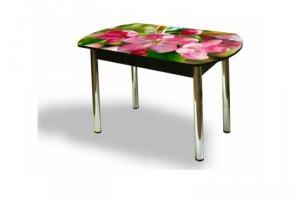 Стол с фотопечатью Европейский - Мебельная фабрика «КорпусМебель»