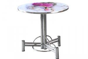 Стол с фотопечатью Фаворит - Мебельная фабрика «GlassArt»