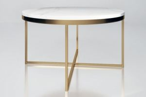 Стол с мраморной столешницей Блэйки - Мебельная фабрика «АЛЕТАН»
