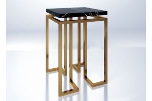 Стол с мраморной столешницей Фильджеральд - Мебельная фабрика «АЛЕТАН»