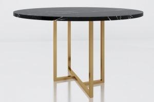 Стол с мраморной столешницей Гаранян - Мебельная фабрика «АЛЕТАН»
