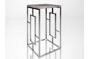 Стол с мраморной столешницей Гиллеспи - Мебельная фабрика «АЛЕТАН»