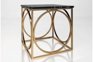 Стол с мраморной столешницей Холидей - Мебельная фабрика «АЛЕТАН»