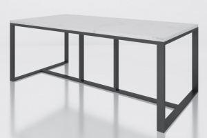 Стол с мраморной столешницей Лундстрем - Мебельная фабрика «АЛЕТАН»