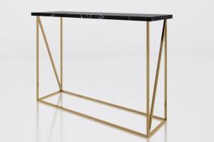 Стол с мраморной столешницей Миллер - Мебельная фабрика «АЛЕТАН»