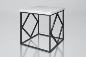Стол с мраморной столешницей Уоллер - Мебельная фабрика «АЛЕТАН»