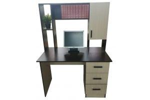 Стол с надстройкой ВК 08 1 - Мебельная фабрика «Горячеключевская»