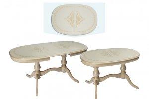 Стол с рисунком ЮККА 1200 - Мебельная фабрика «ТехКомПро»