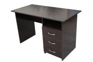 Стол с тремя ящиками и нишей - Мебельная фабрика «КИНГ»