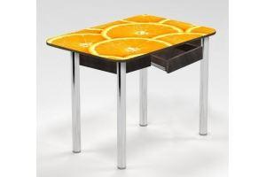 Стол с ящиком Апельсин - Мебельная фабрика «Рим»