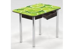 Стол обеденный с ящиком Лайм - Мебельная фабрика «Рим»