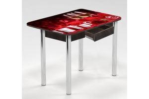 Стол с ящиком Романтический вечер - Мебельная фабрика «Рим»