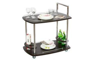Стол сервировочный Банкет венге - Мебельная фабрика «Мебелик»