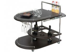 Стол сервировочный Бармен венге - Мебельная фабрика «Мебелик»