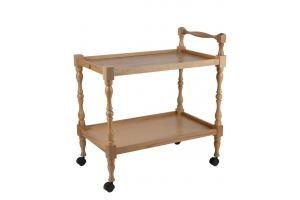 Стол сервировочный Бридж светло-коричневый - Мебельная фабрика «Мебелик»