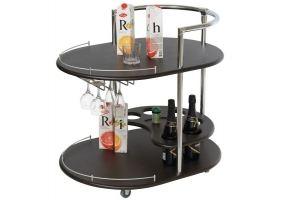 Стол сервировочный Официант венге - Мебельная фабрика «Мебелик»