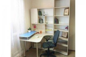 Стол-шкаф для школьника Гамма - Мебельная фабрика «Карат-Е»