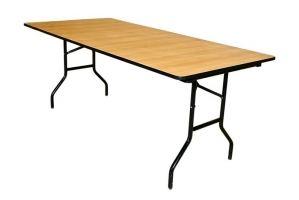 Стол складной прямоугольный Дельта - Мебельная фабрика «СнабСервис»