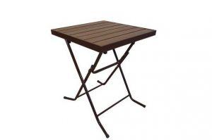 Стол складной Ривьера-1М - Мебельная фабрика «Металл конструкция»