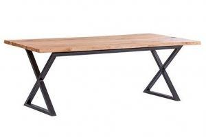 Стол СЛЭБ из массива - Мебельная фабрика «Sedie Tavoli»