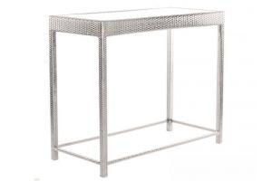 Стол со стеклянной столешницей Loft - Мебельная фабрика «Dome»