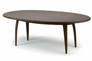 Стол со стеклянной столешницей Mango - Мебельная фабрика «Dome»