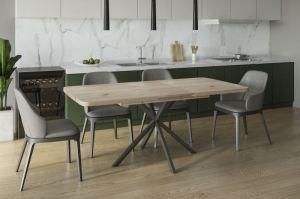 Стол Сraft black - Мебельная фабрика «Прагматика»
