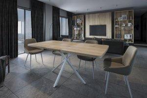 Стол Сraft white - Мебельная фабрика «Прагматика»