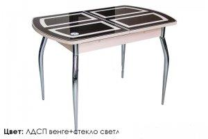 Стол стеклянный Asti-01 - Мебельная фабрика «Калина»