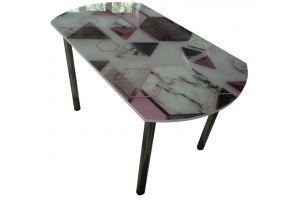 Стол стеклянный европейский - Мебельная фабрика «Астера»